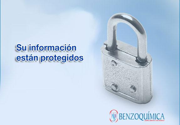 Política de Privacidad Benzoquímica