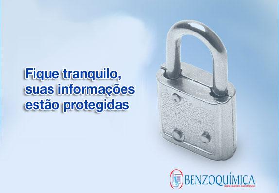 Política de Privacidade da Benzoquímica