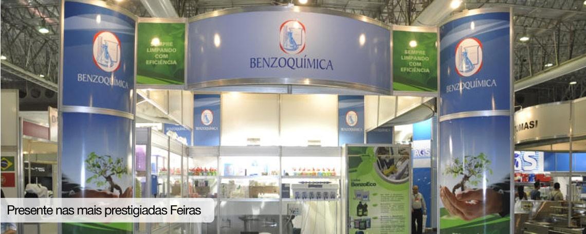 Benzoquímica - Sempre Limpando com Eficiência